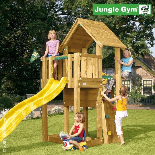 Jungle Gym Lekestativ Cubby Inkl. Sklie