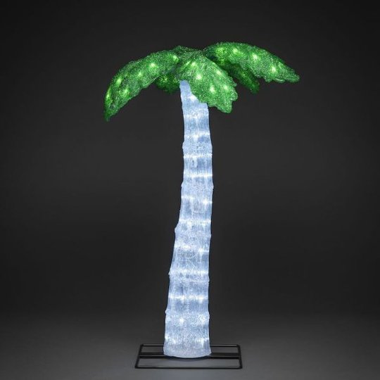 Konstsmide Palm Koristevalaisin 112 lamppua, 75 cm