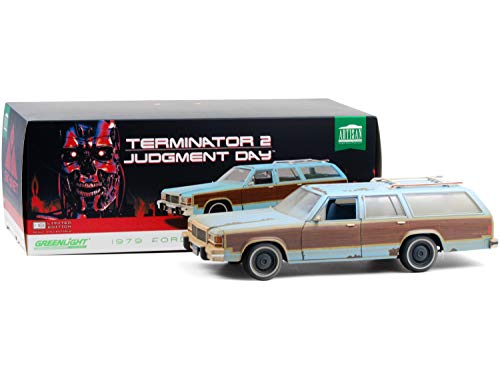 Greenlight Collectibles - 1/18 Artisan Collection - Terminator 2/ Judgment Day (1991)