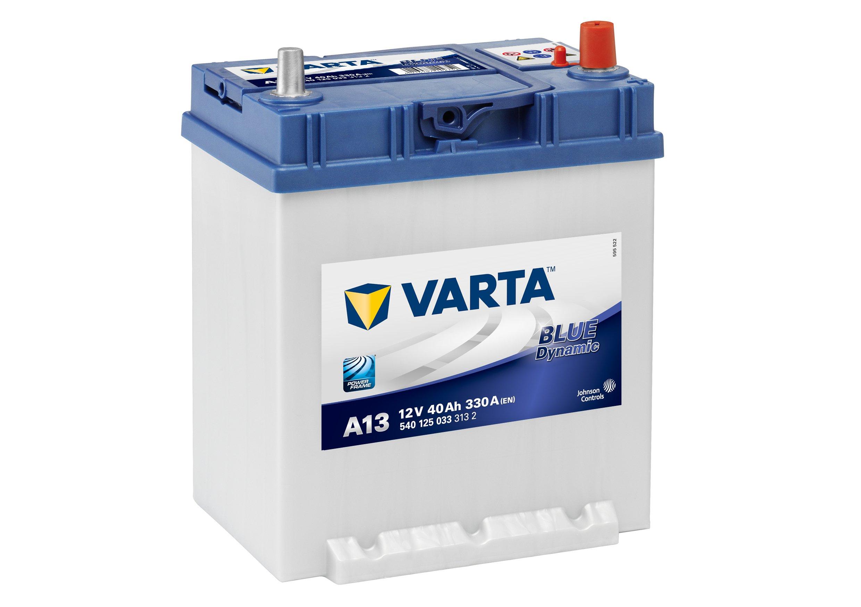 Batteri A13 Blue Dynamic