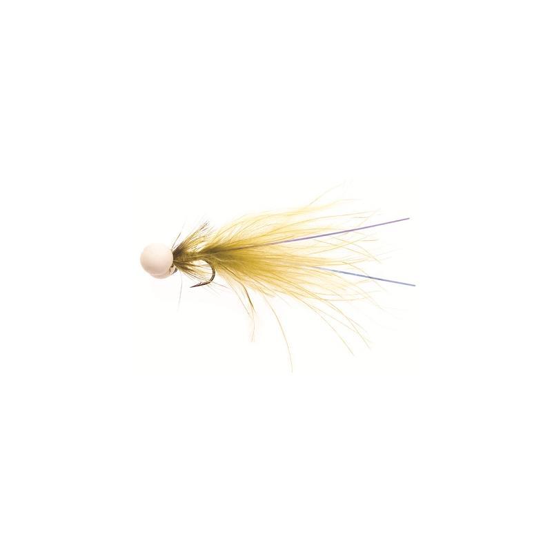 Bobby #10 - Olive Kjøp 12 fluer få gratis flueboks