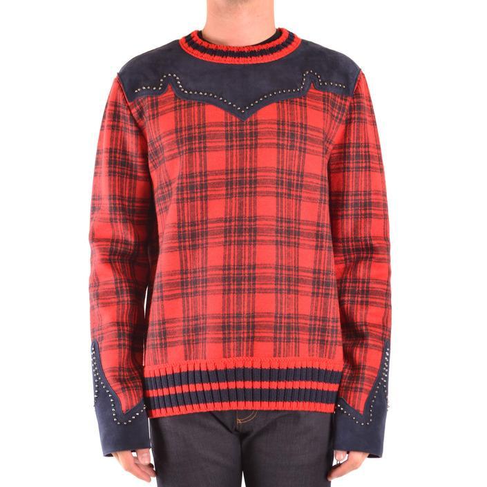 Gucci Men's Sweater Multicolor 167569 - multicolor L