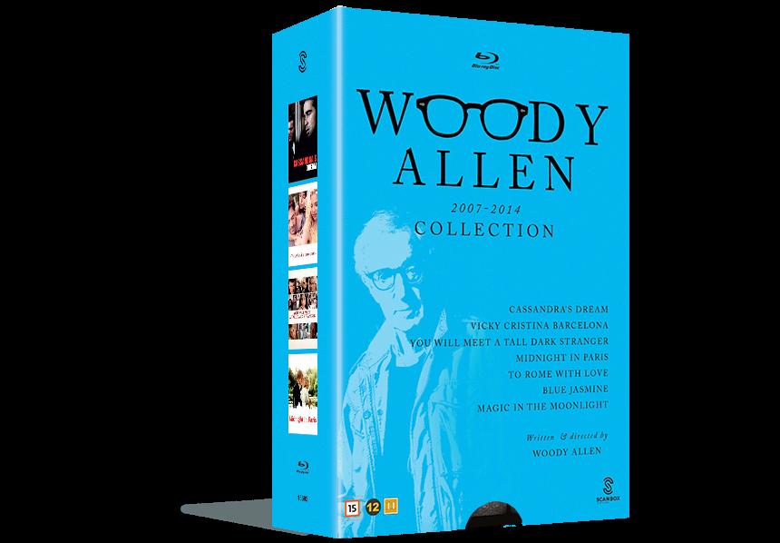 Woody Allen Boks Coll. Bd