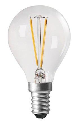 Lyspære Shine LED Globe E14