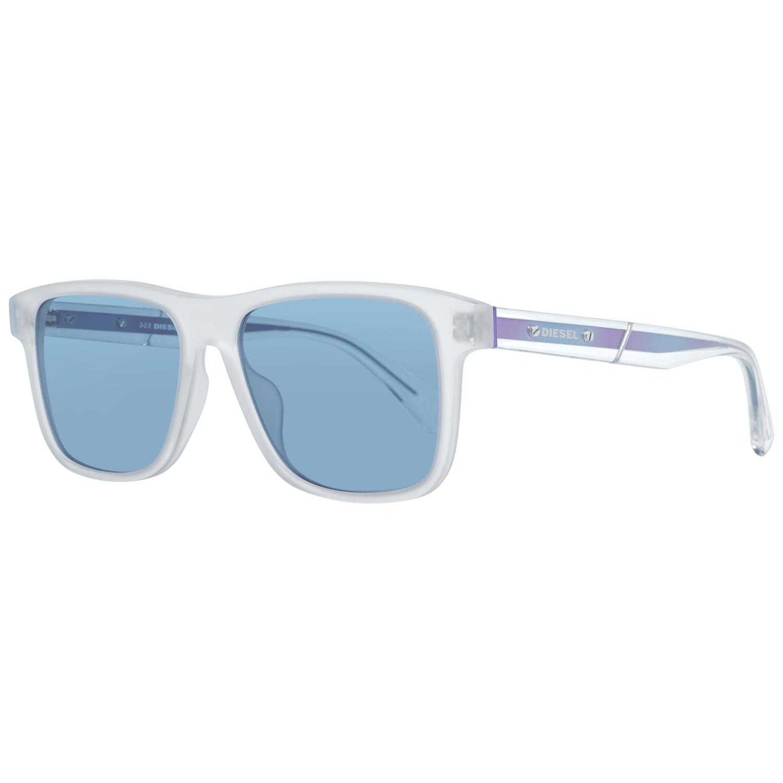 Diesel Men's Sunglasses White DL0279 5327V