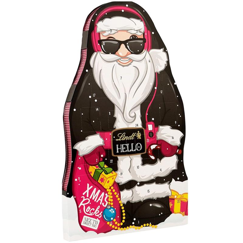 Adventskalender Hello Santa - 86% rabatt