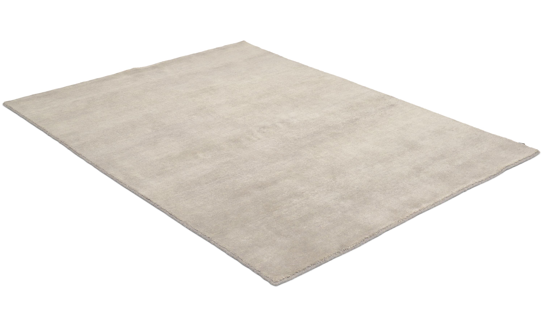 Nepali medium grey - håndknyttet teppe