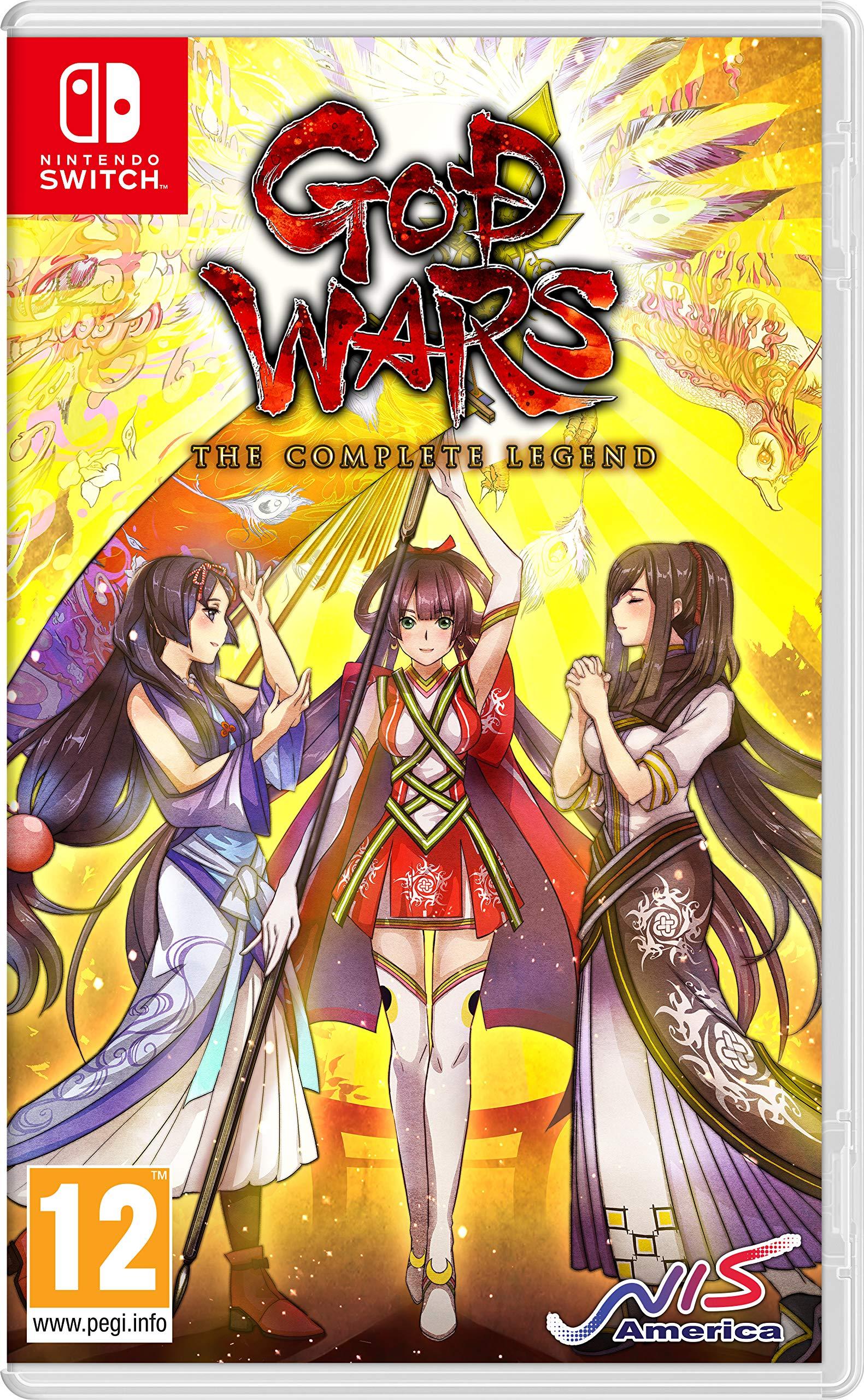 GOD WARS the Complete Legend (Import)