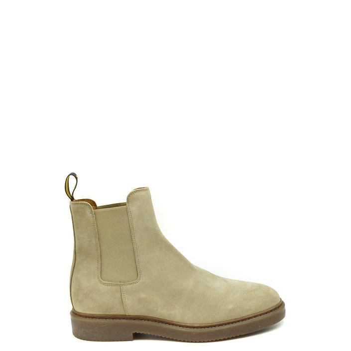 Doucal's Men's Boots Beige 183574 - beige 40