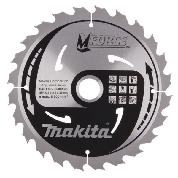 Makita B-08090 Sagklinge 24T