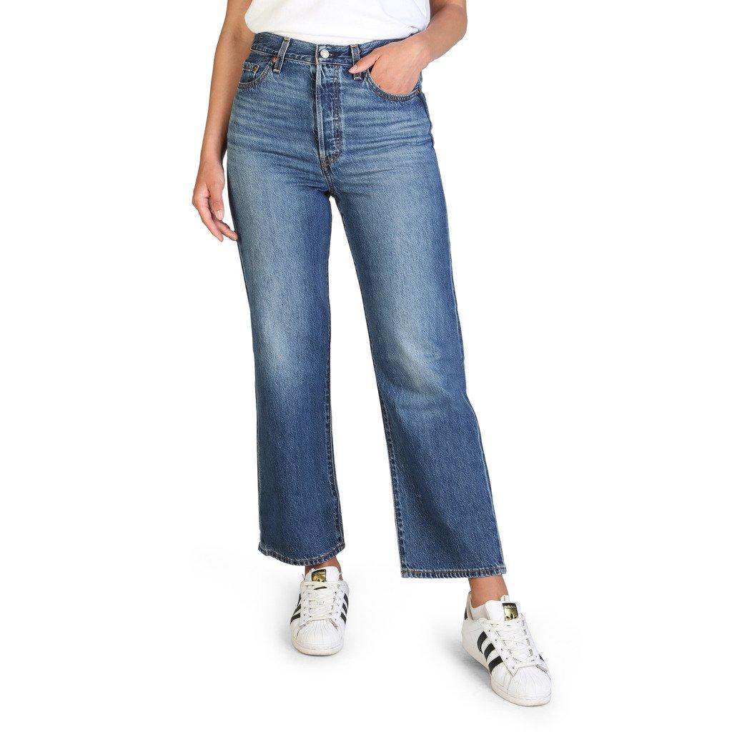 Levis Women's Jeans Various Colours 72693 - blue 27