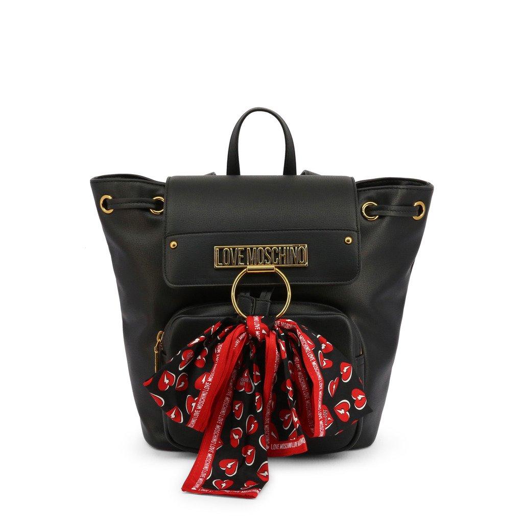 Love Moschino Women's Backpack Black JC4231PP0BKF - black NOSIZE