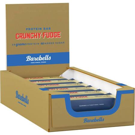 Barebells Crunchy Fudge Protein Bar x 12st
