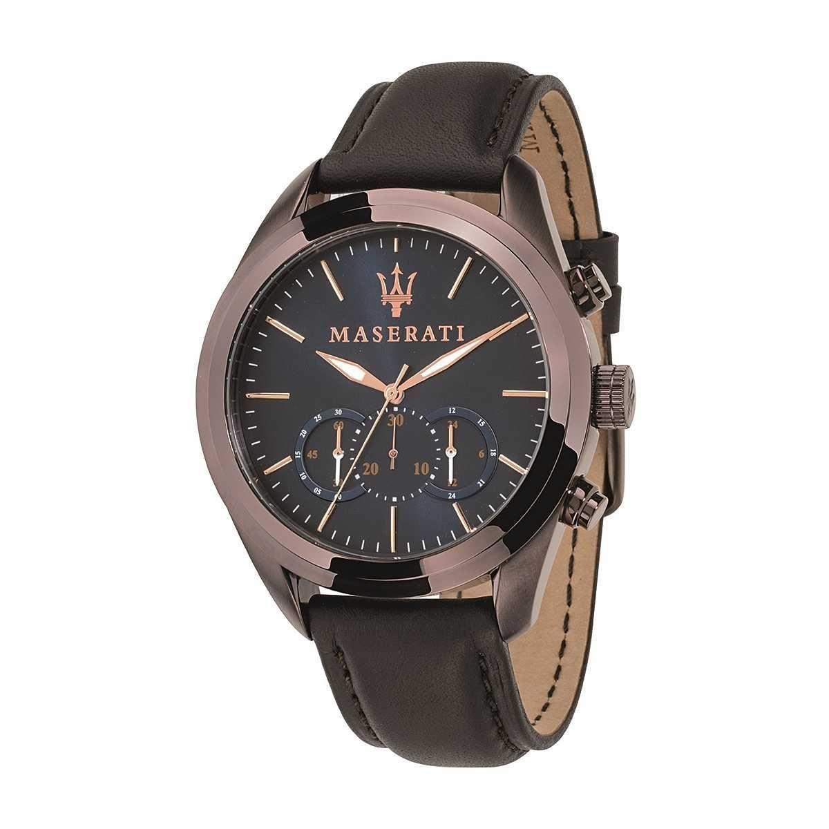 Maserati Men's Traguardo Watch R8871612008