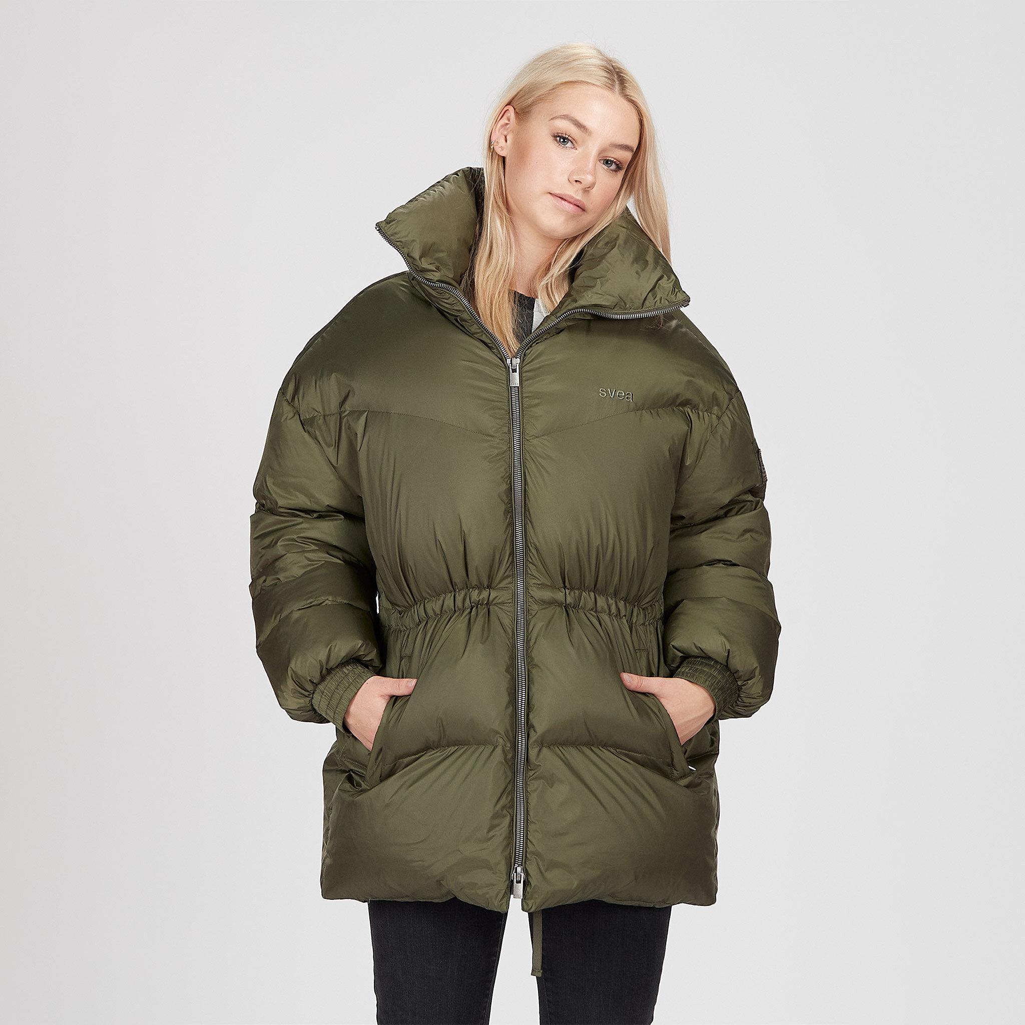 Generous Hip Length Jacket