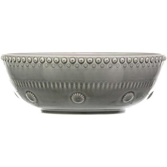 PotteryJo Daisy Salladsskål 30 cm Soft Grey