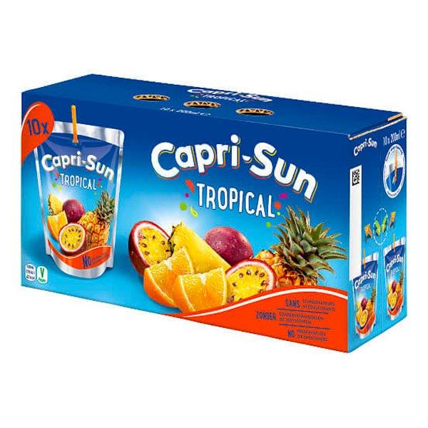 Capri-Sun Tropical - 10-pack