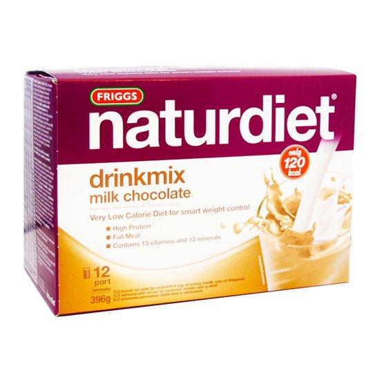 Drinkmix Mjölkchoklad 12-Pack - 56% rabatt