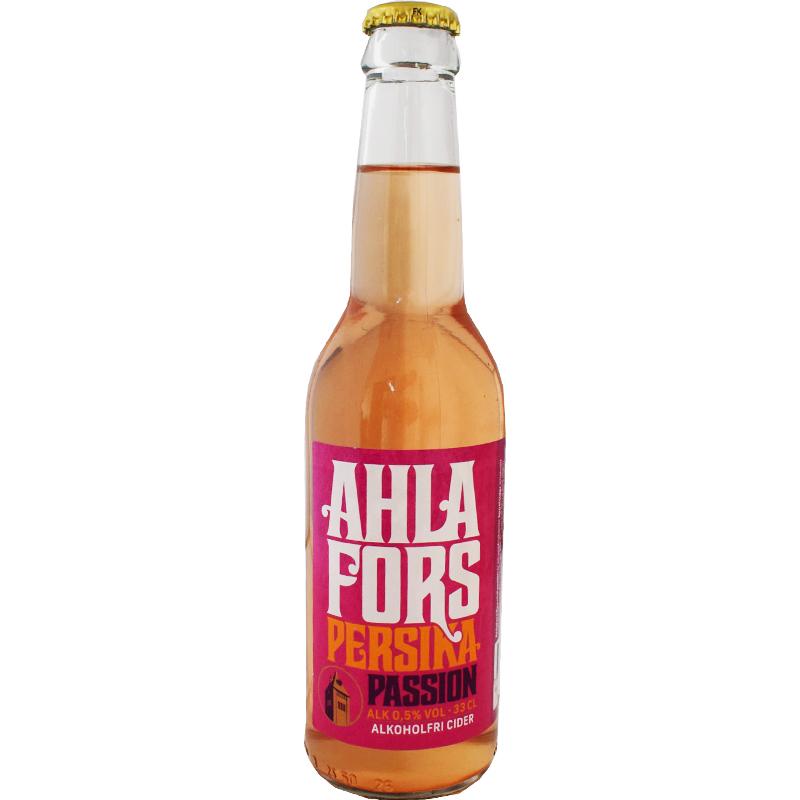 Ahlafors Peach - Alkoholfri cider - 28% rabatt