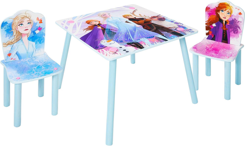 Disney Frozen Pöytä ja Tuolit