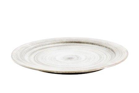 Swift Tallerken Keramik Grå 28,5 cm