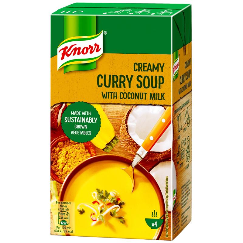 Currysoppa Creamy - 46% rabatt