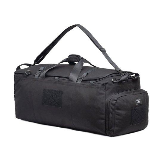 Savotta Keikka 80L väska, svart