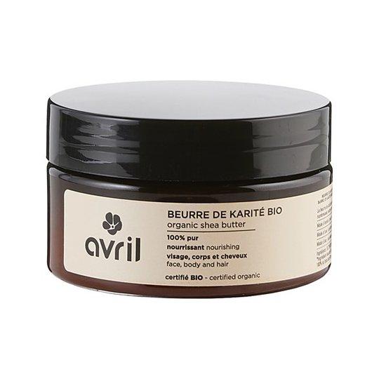 Avril Organic Shea Butter, 100 ml
