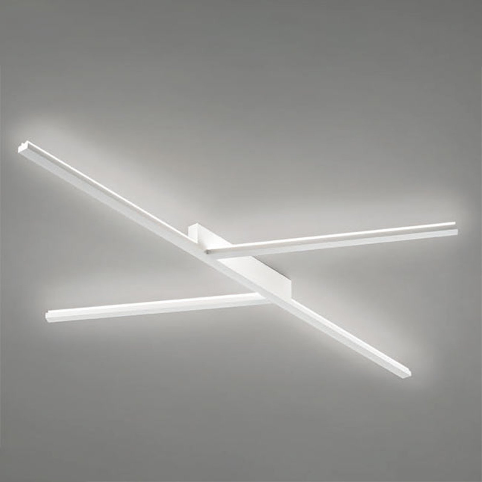 Xilema S puristisk LED-taklampe