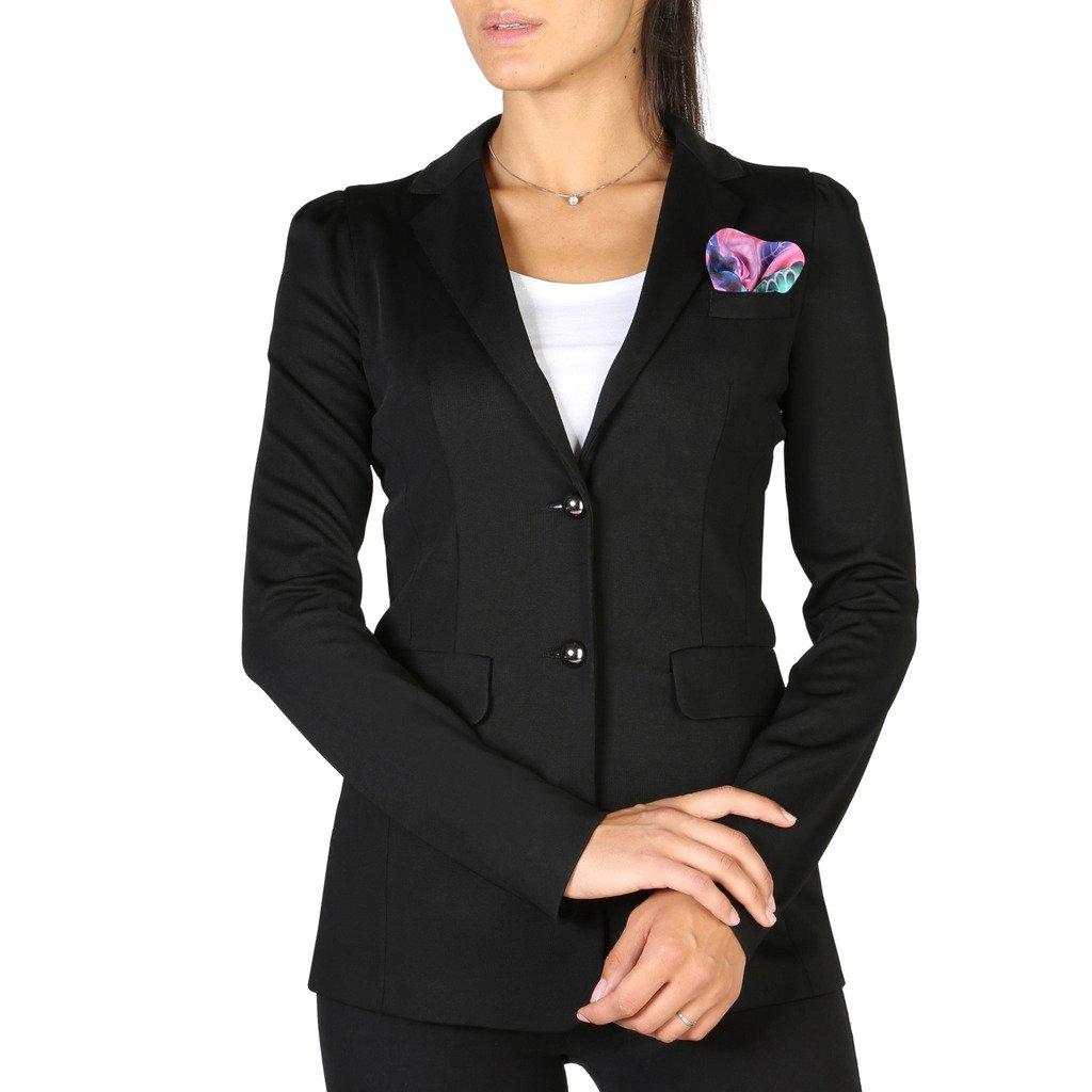 Emporio Armani Women's Blazer Black 3Y2G522J9UZ - black 38 EU