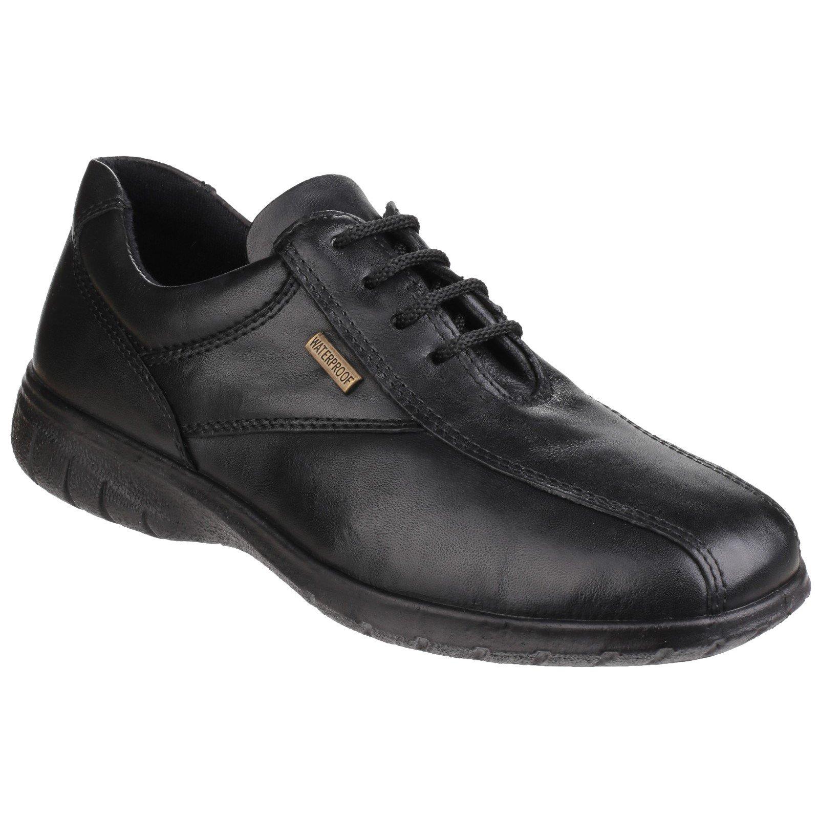 Cotswold Women's Collection Salford Shoe Various Colours 32981 - Black 6