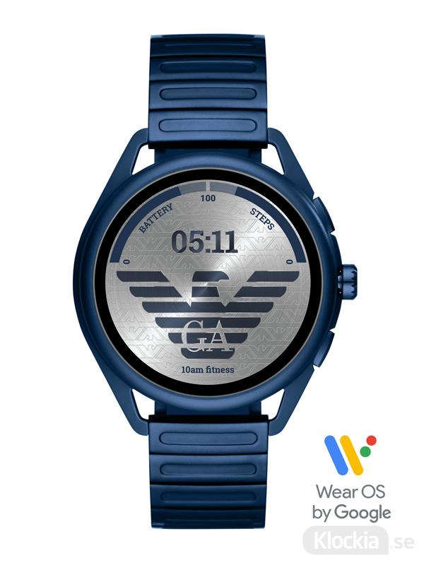 Herrklocka Emporio Armani Smartwatch Gen 5 Matteo ART5028