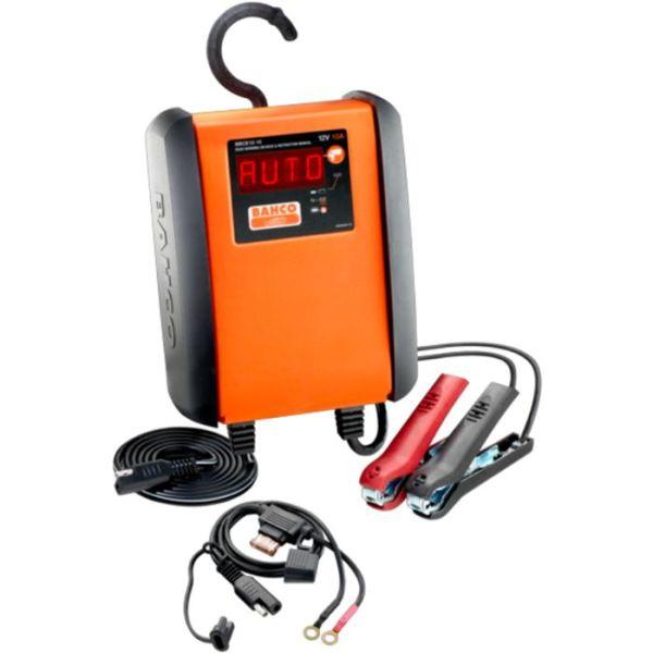 Bahco BBCE12-6 Batterilader 6 A, for 12 V batterier