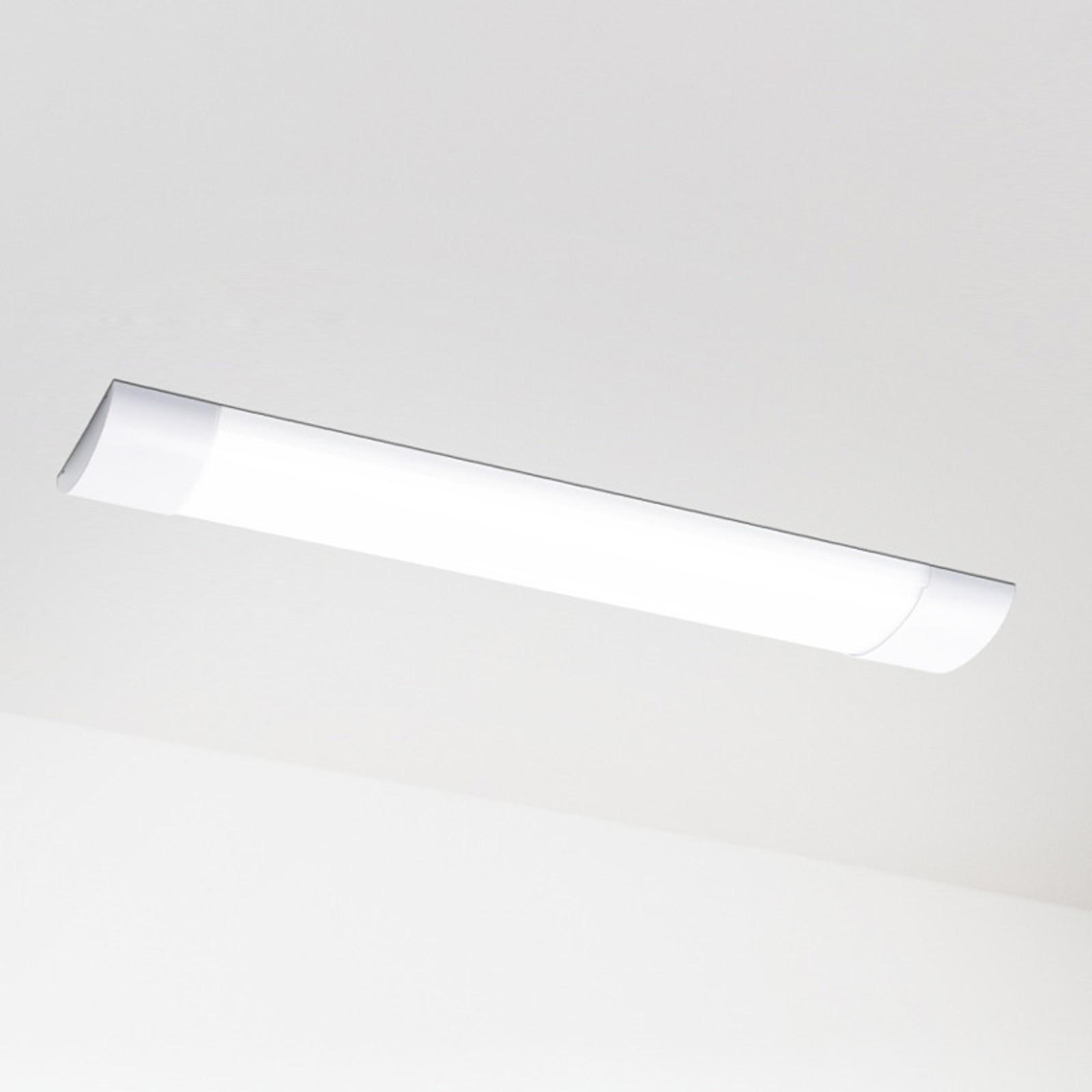 LED-kattovalaisin Scala Dim 120 alumiinia