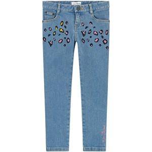 The Marc Jacobs Skinny Fit Embroidered Jeans Blå 14 år