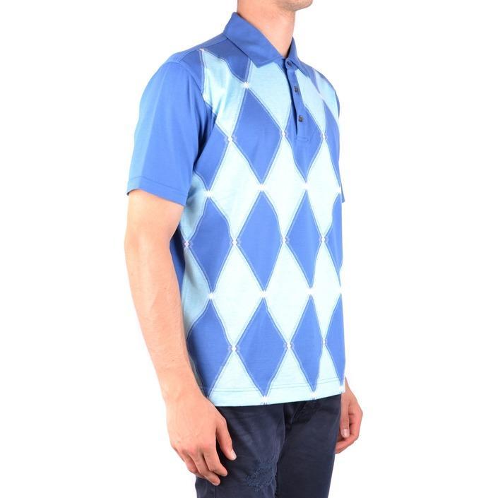 Ballantyne Men's T-Shirt Blue 163235 - blue L