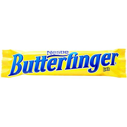 """Godisbar """"Butterfinger"""" 53,8g - 53% rabatt"""