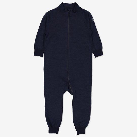 Dress ull baby mørkblå