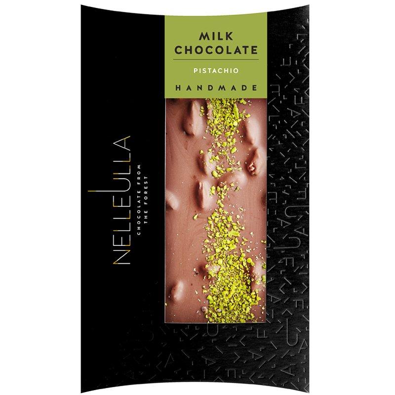 Mjölkchoklad Pistagenötter 80g - 67% rabatt