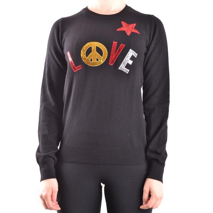 Love Moschino Women's Sweater Black 162248 - black 42