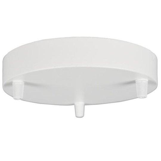Hide-a-Lite 7910189 Kattokuppi ulkoinen, 3 valaisimelle valkoinen