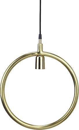 Circle taklampe Gull 25 cm
