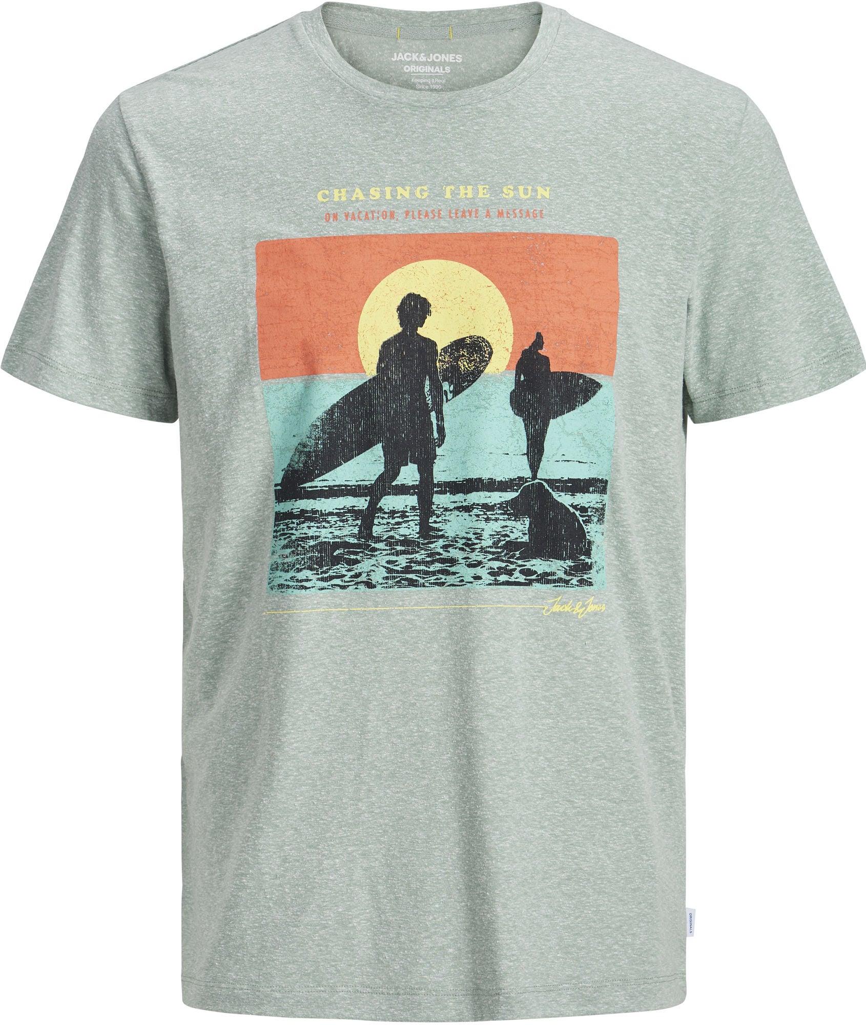 Jack & Jones Laguna T-Shirt, Green Bay 176