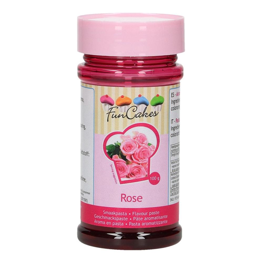 FunCakes Smaksättning Rose - 100g