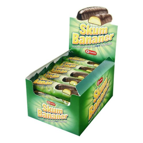 Carletti Skumbanan Inslagen - 25 gram