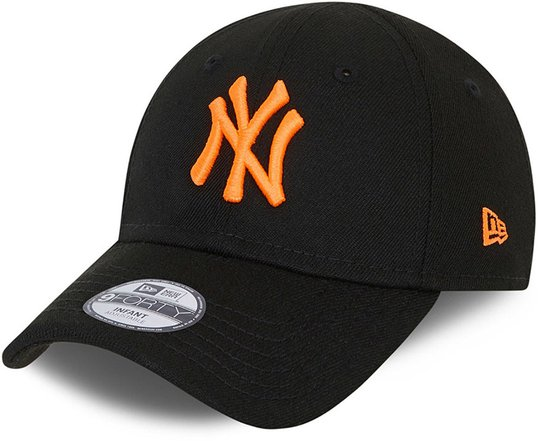 New Era INF NEON PACK 9FORTY NEYYAN 9Forty Caps, Black Orange, 0-2 Jahre
