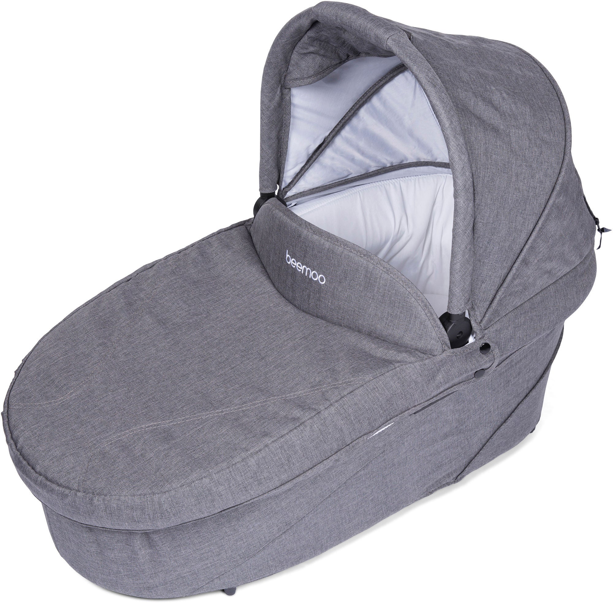Beemoo Airfill Liggdel, Grey Melange