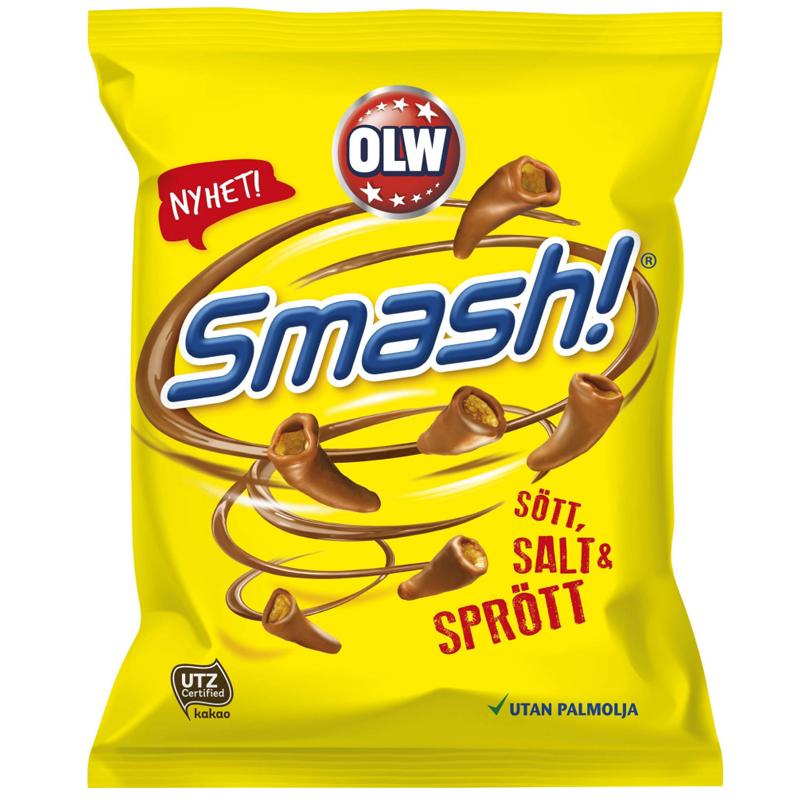 Smash - 11% rabatt