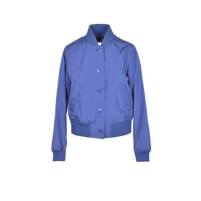 Love Moschino Women's Jacket Blue 213789 - blue 40