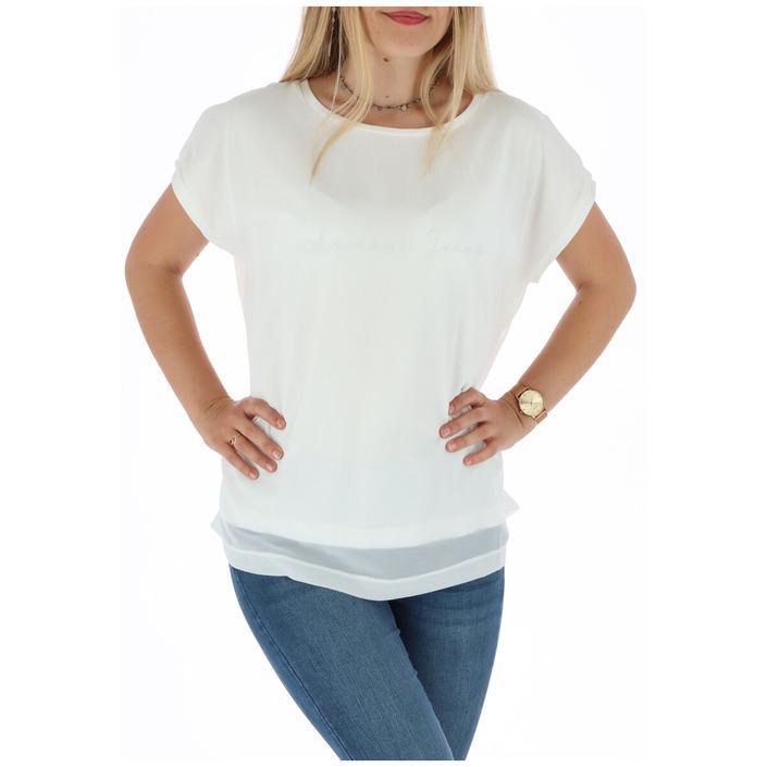 Armani Jeans Women's Top White 302423 - white L